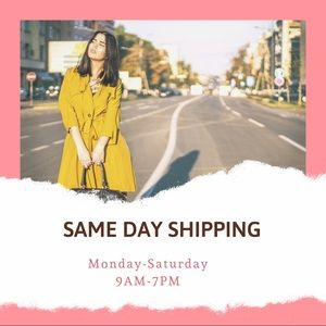 Other - SAME DAY SHIPPING 💌📬